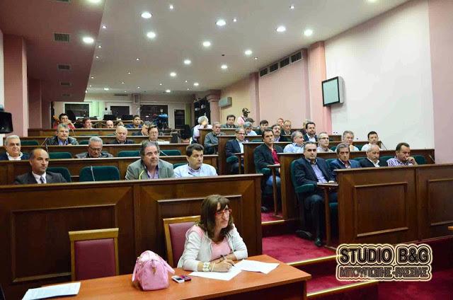 Συνεδριάζει το Δημοτικό Συμβούλιο στο Άργος