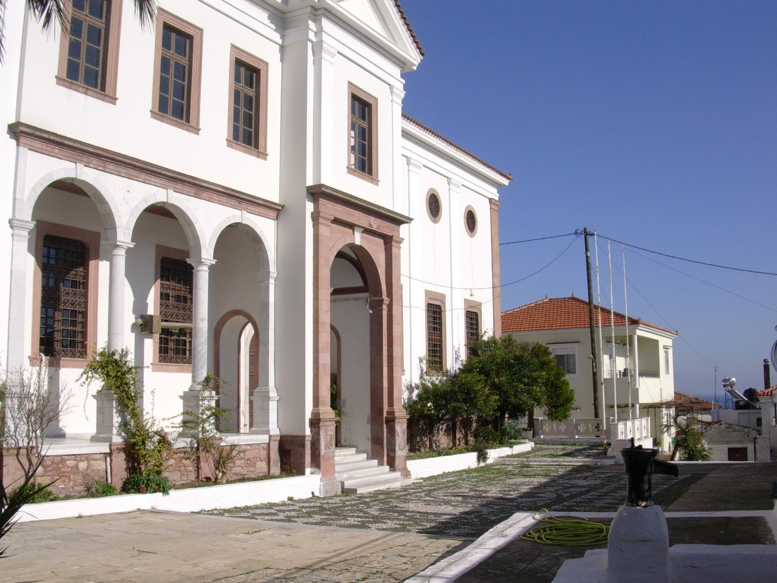 719421a635c2 ΠΑΜΦΙΛΑ  Ιερός Ναός Αγίας Βαρβάρας Παμφίλων Μέρος 2ο - Αρχιτεκτονική ...