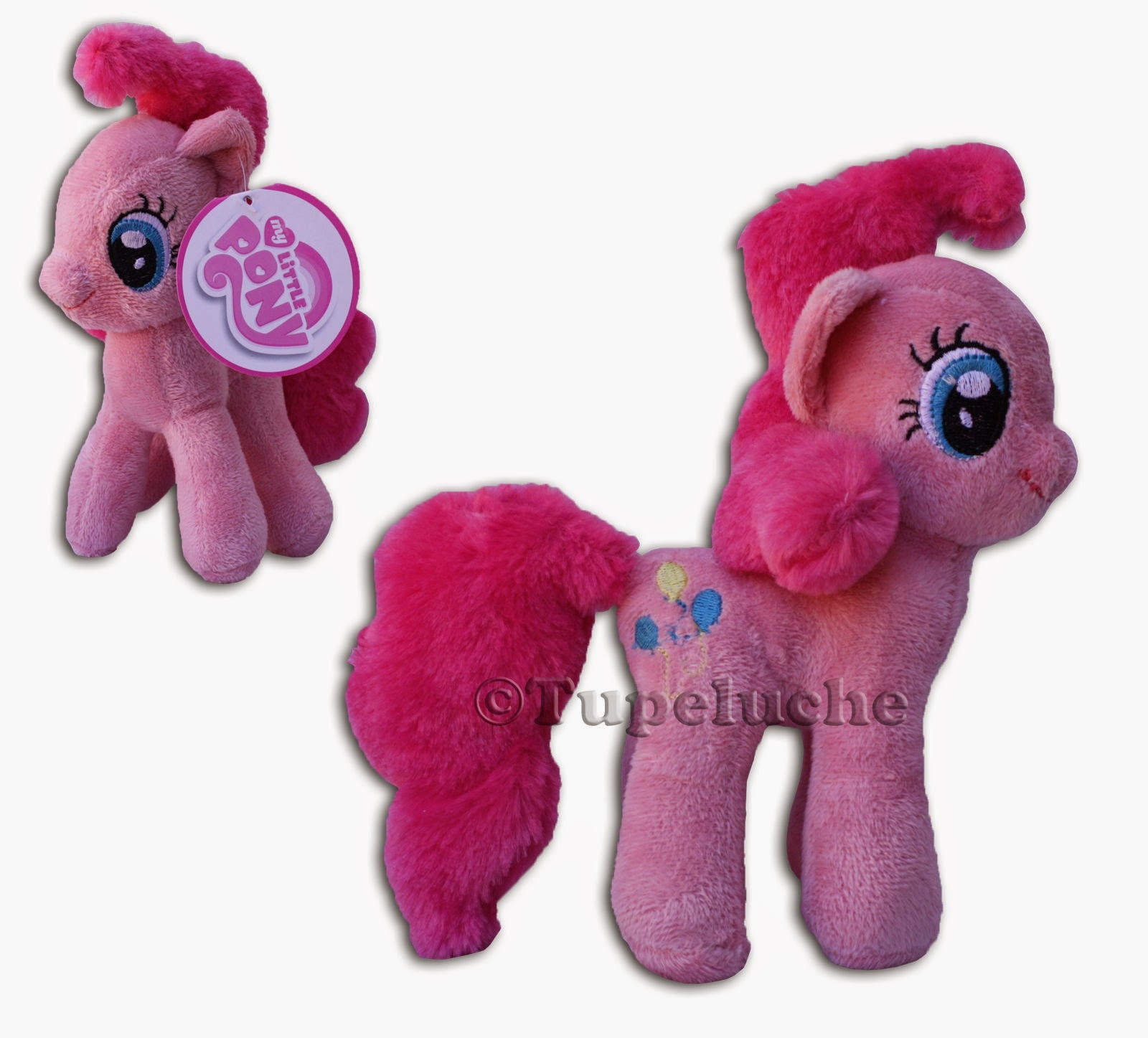 Pinkie Pie Play by Play Plush