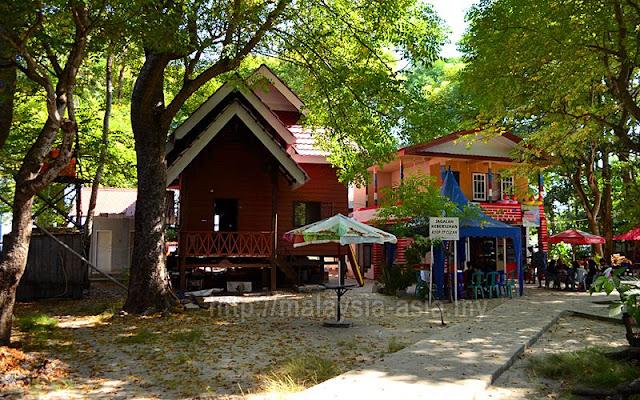 Samalona Island Homestay