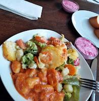 vegetarisch mittagstisch