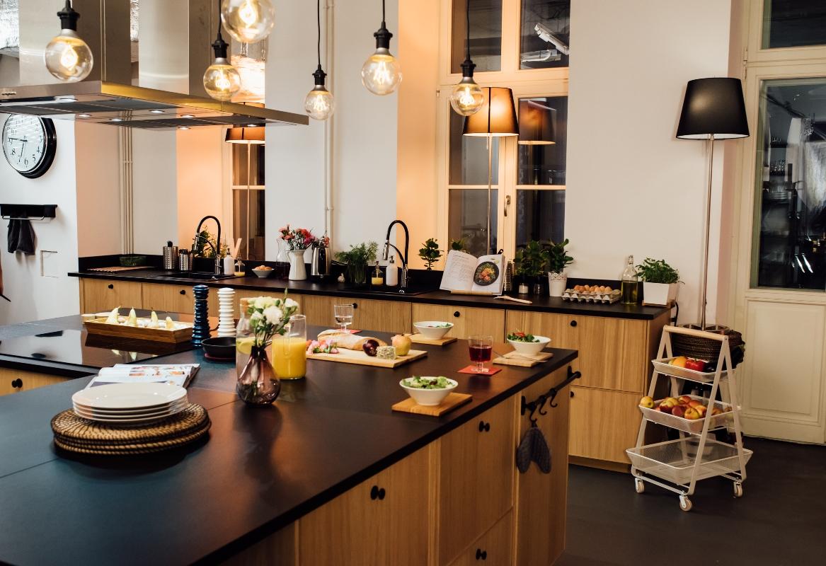 KUCHNIA SPOTKAŃ IKEA  design lifestyle blog -> Kuchnia Z Wyspą Ikea