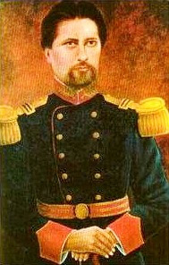 Retrato de Pedro Ruiz Gallo a colores