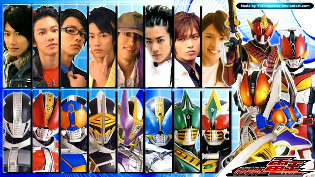 Download Kamen Rider Den-O Sub Indo