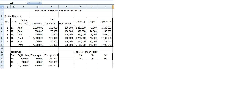 Tutorial Vlookup Dan Hlookup Excel 2007 Pdf - how to perform