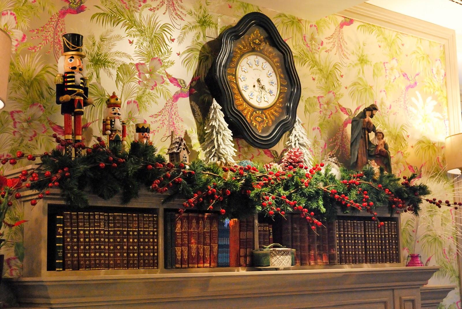 cafe de oriente madrid navidad christmas
