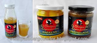 Bosques de Lipimavida productos papaya