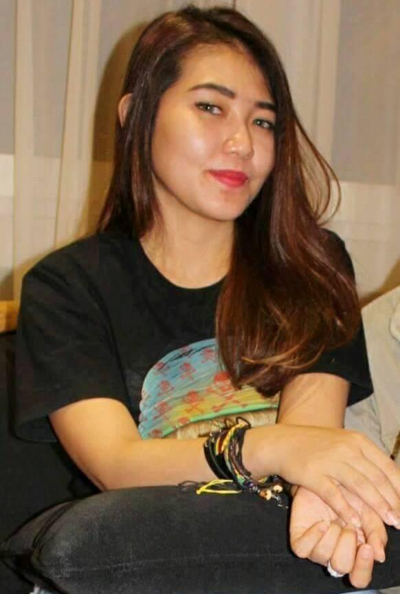 foto via vallen anak abg cantik