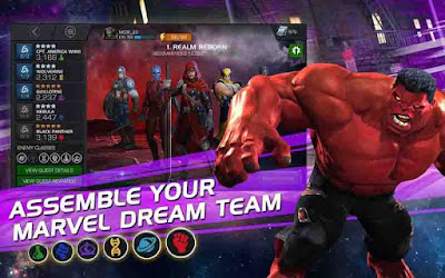 MARVEL Contest of Champions v17.1.0 Mod APK3