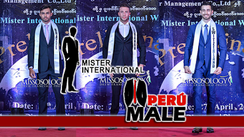 Mister International 2017 / 2018 │ Preliminary Formal Wear Competition