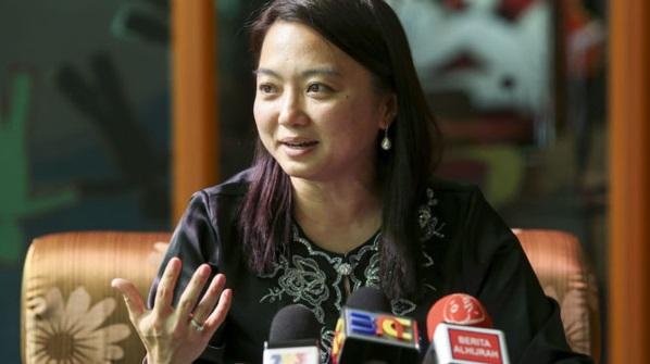 Punggung isteri menggerutu antara punca cerai di Malaysia  Hannah Yeoh