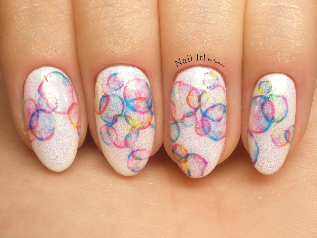 Nail Art Ideas Bubble Nail Art Pictures Of Nail Art Design Ideas