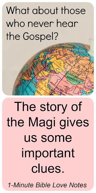True Seekers Like the Magi