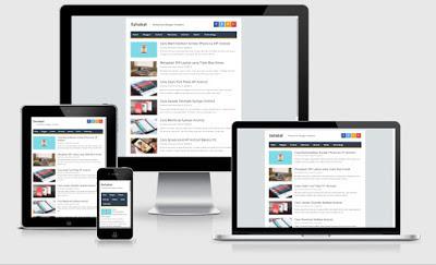 Sahabat AMP Template Blogger Premium Free