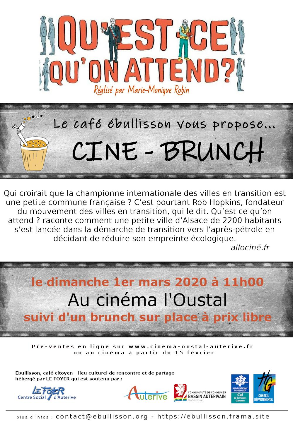 CINE BRUNCH