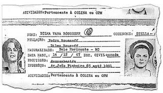 PT já não acredita na volta da ex-terrorista bulgará Dilma à Presidência