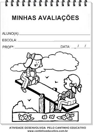 MODELOS DE CAPAS PARA AVALIAÇÕES