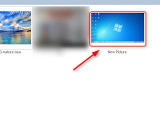 Cara screenshoot gambar di windows 7