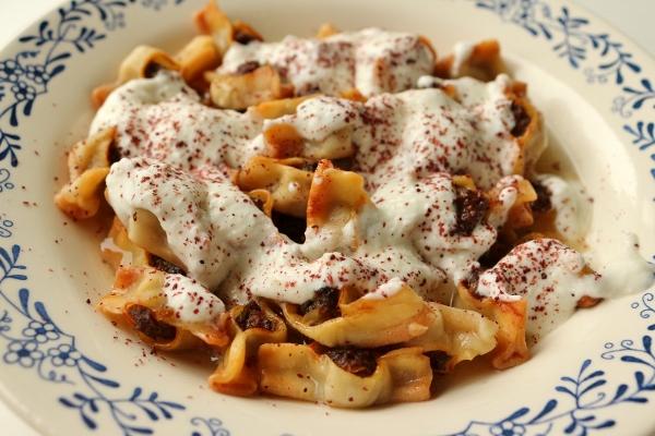 Mission food the greatest dish on earth manti for Armenian cuisine cookbook