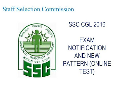 SSC CGL IS ONLINE NOW