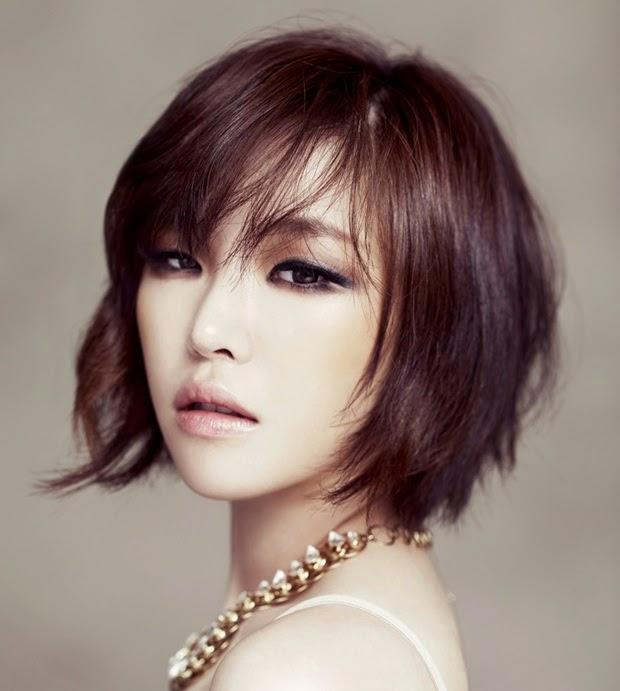 Admirable Top 10 39Short Hair Female Idols39 Daily K Pop News Latest K Short Hairstyles Gunalazisus