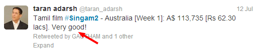 Very+Good+Reports+in+Australia,+Uk+And+USA+Singam2+Celebrities+Review+www.Suriyaourhero.blogspot.in+Twitter+proof.png