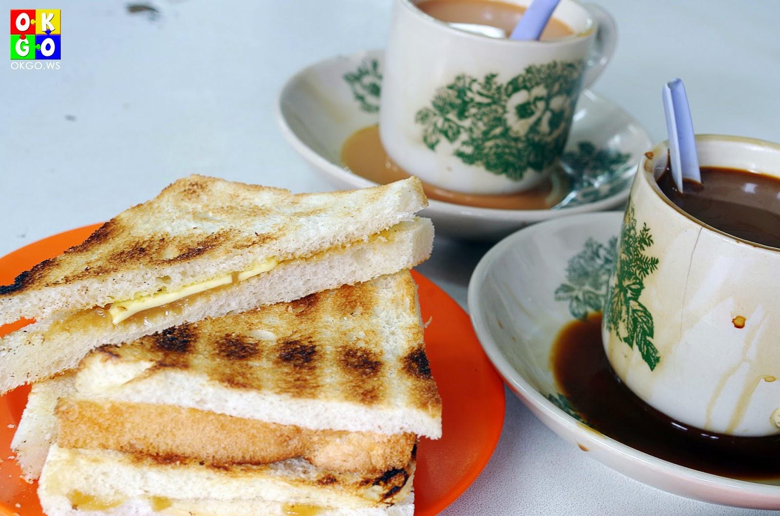 Jalan Tan Hiok Nee Kin Wah breakfast