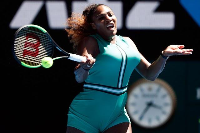 Serena faces toughest test since return against Halep