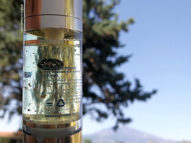 Moroccan Natural Siero Oro 24K
