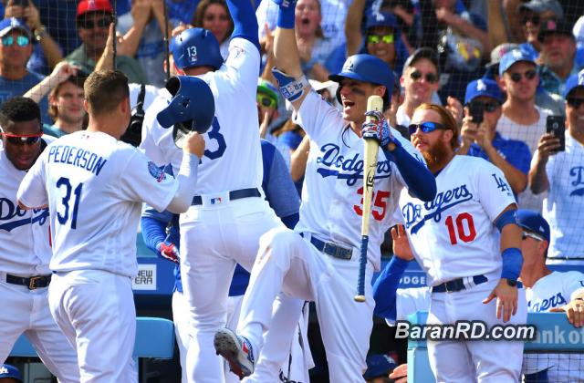 Dodgers se llevan la División Oeste por 6to año seguido