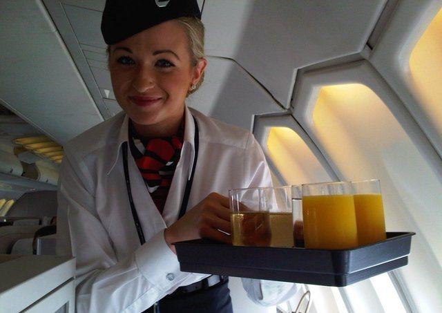 Pramugari British Airways