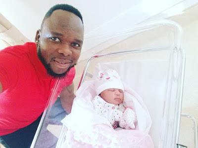 """Nasce o primeiro BeBé de Mr.Bow """"DIOR"""" uma Menina"""