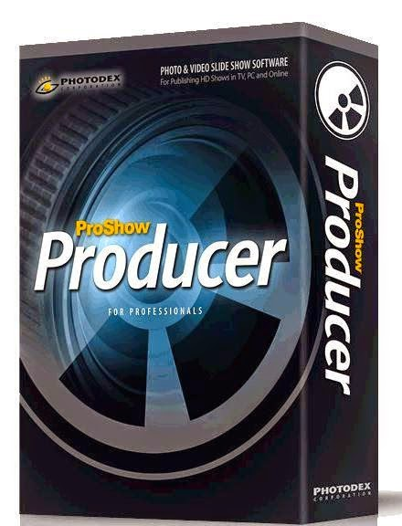 CRACK Photodex ProShow Producer Gold 6.0.3410