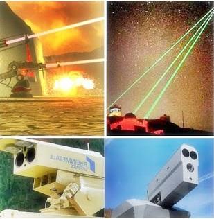 Meriam Laser Pembunuh Drone