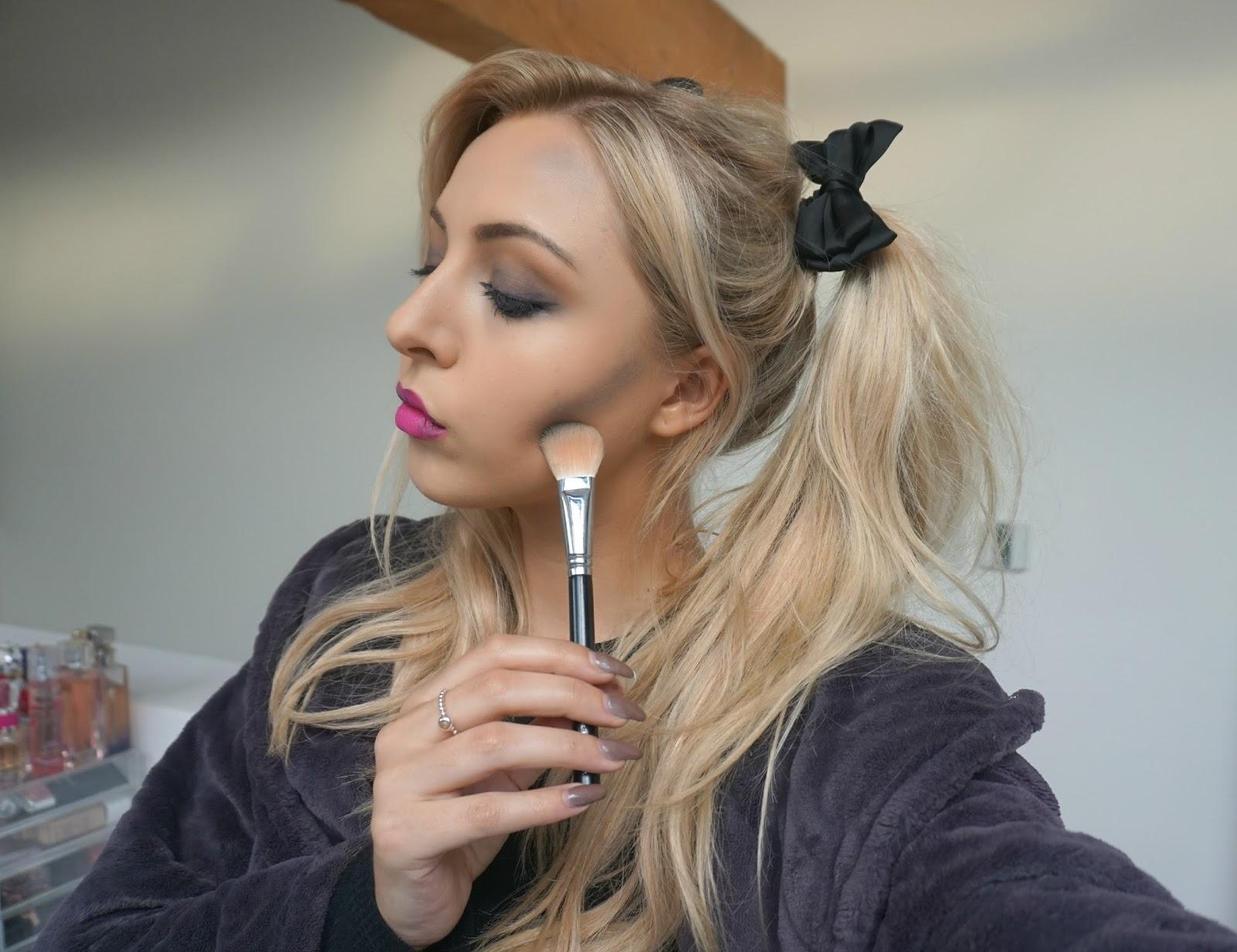 Cheerleader Makeup Tutorial