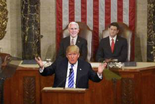 Democrats Prepare to Troll President Trump During Major Speech to Congress