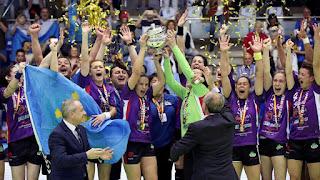 BALONMANO - Copa de la Reina 2018: Mavi Nuevas Tecnologías debuta y se lleva la máxima gloria en la Copa