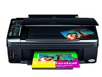 Epson Stylus NX200 All In One Printer Review