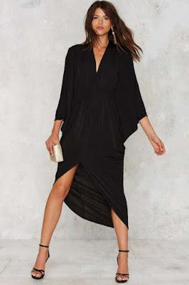 Catalogo de Vestidos Negros