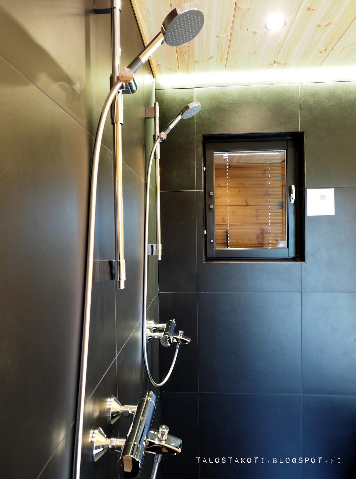 Seinäjoen asuntomessut 19 Honka Markki kylpyhuone