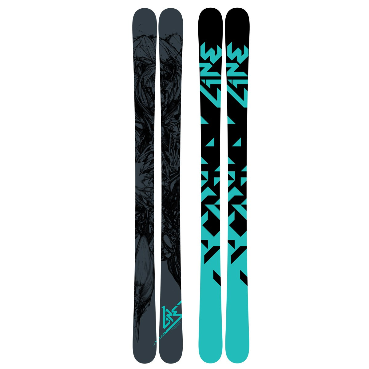 Newschooler: Good Freestyle Skiing Skis