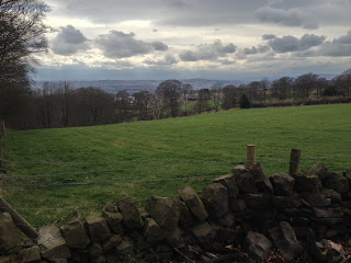 View from the Leeds Country Way