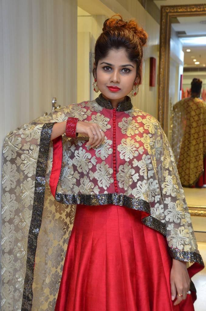 Aanya At Splurge Divalicious Curtain Raiser Event Stills