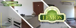 Hotel Pousada Lemos em cacimbinhas-AL