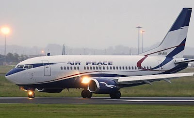 Air Peace Resumes Abuja flights, Commends FG, Customers