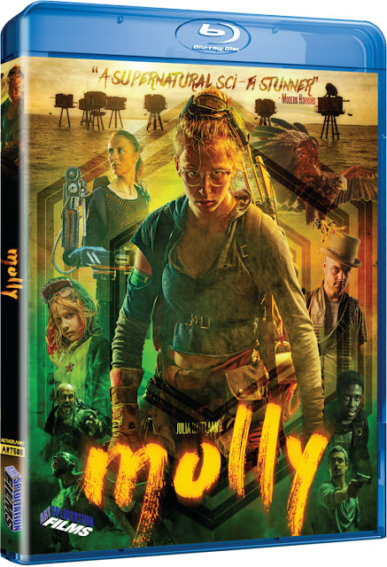 Molly Blu Ray cover art