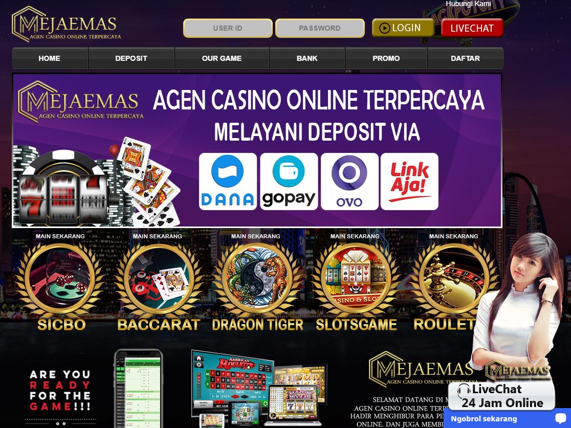 Cara gampang menang main di casino online