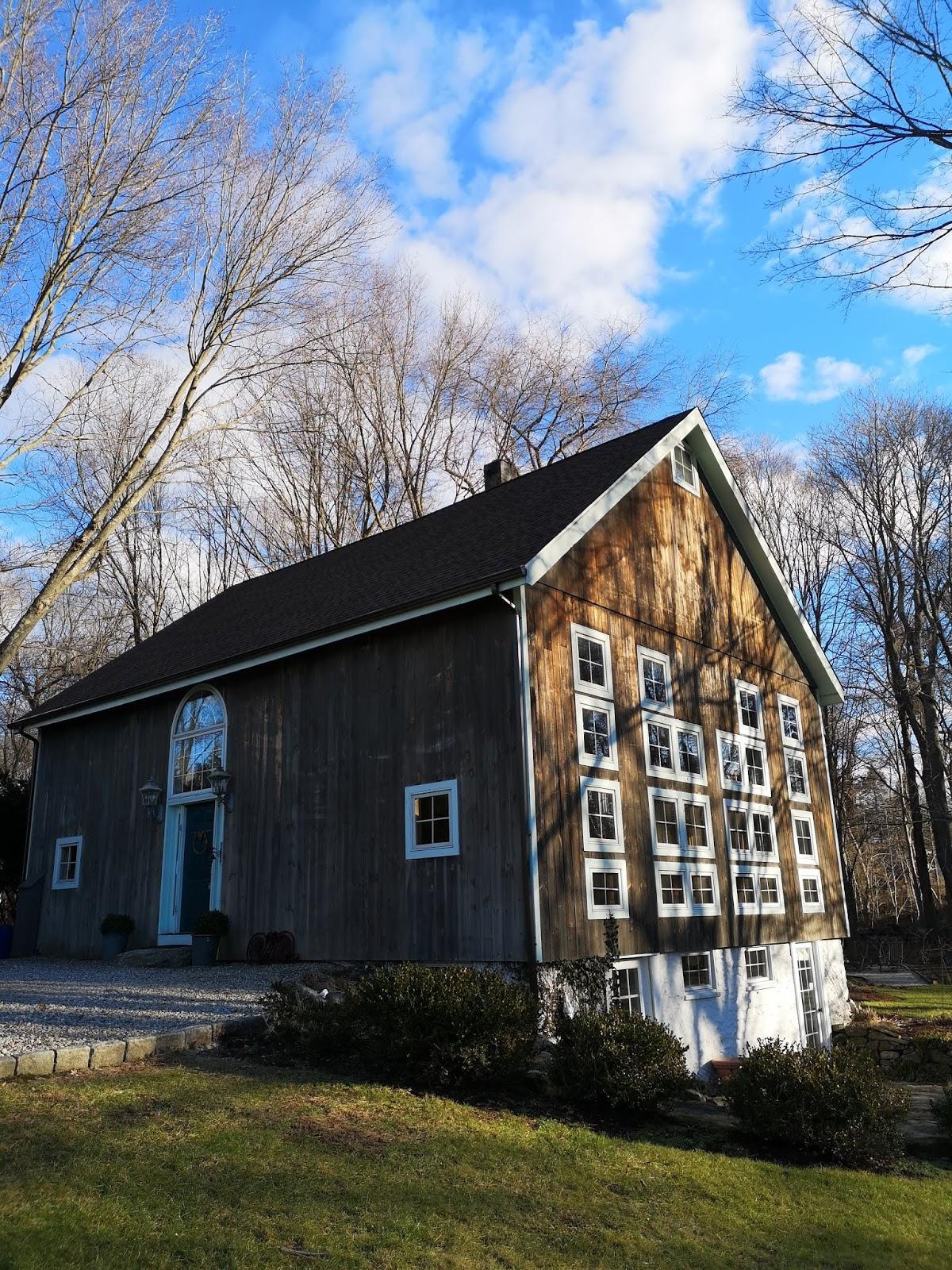 Converted Barn Airbnb Rental