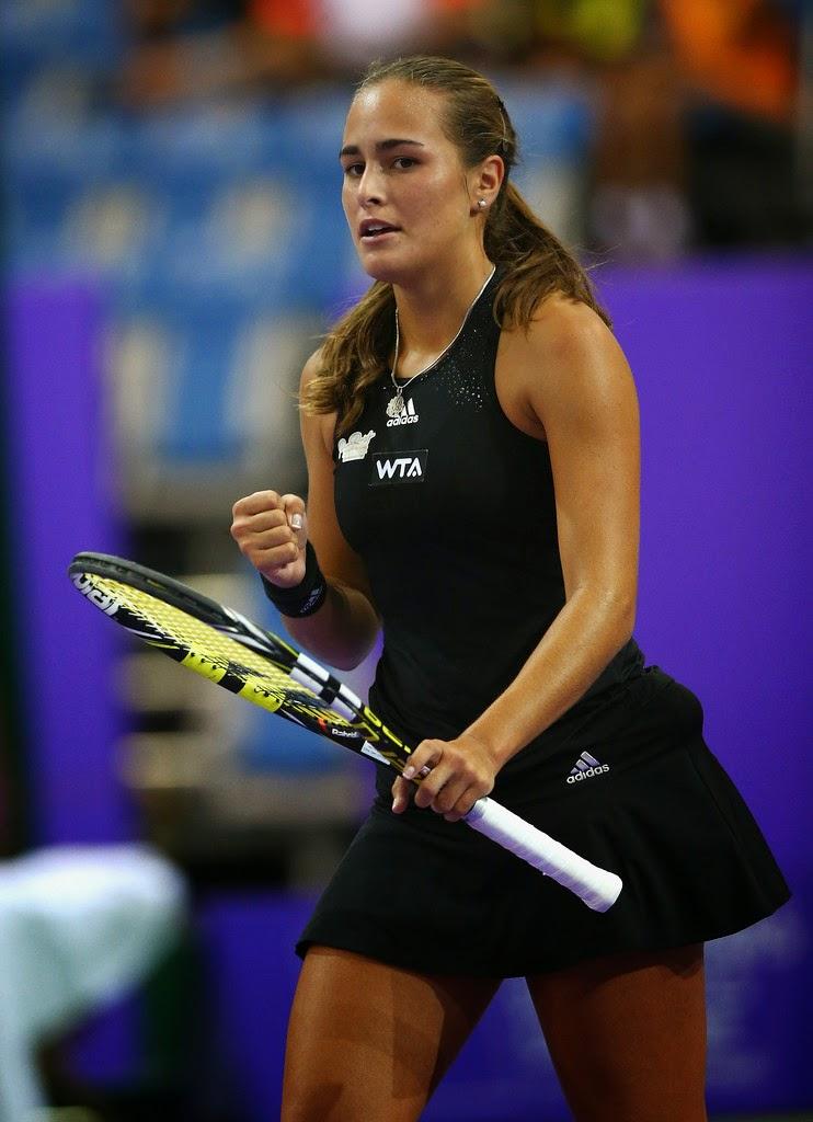 Monica Puig Wta