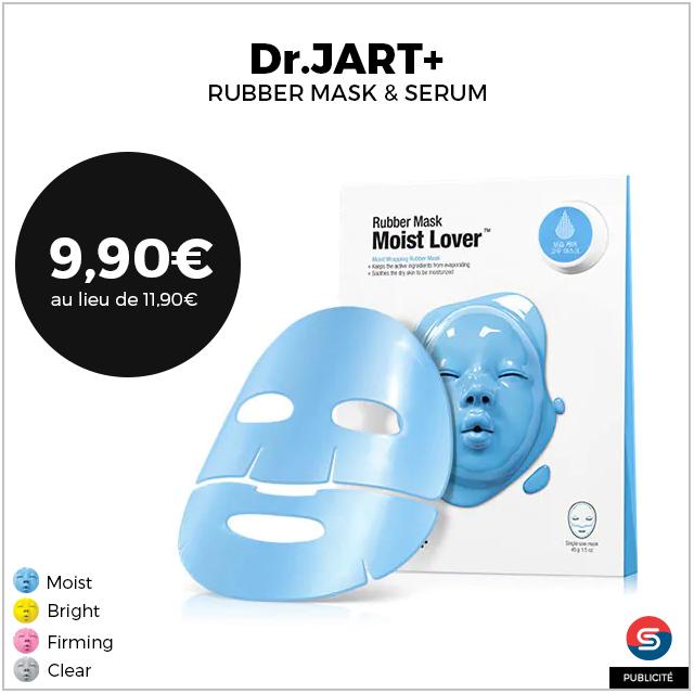dr jart masque corée